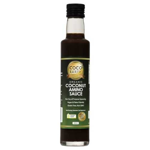 image of coconut amino sauce