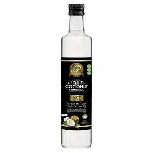 Premium Liquid Coconut Oil 250ml