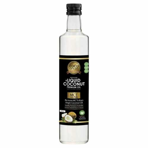 image of Liquid coconut oil 500ml