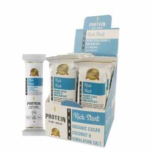 Kick Start-Plant Based Protein Bar 12x40g