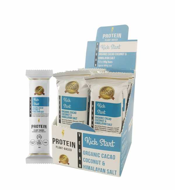 image of vegan protein bars