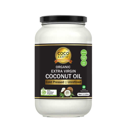 Organic Virgin Coconut Oil 1 litre