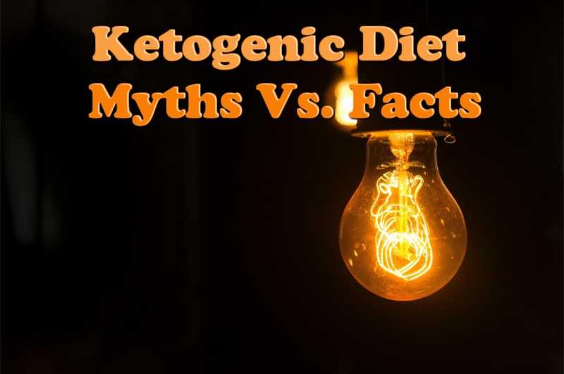 Myth Keto diet vs facts
