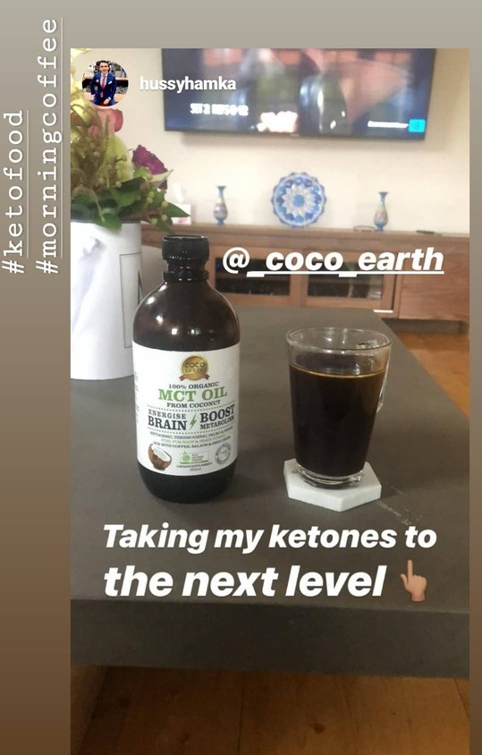 Coco Earth MCT Oil review