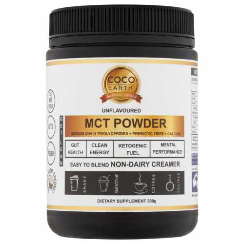 Coco Earth MCT powder