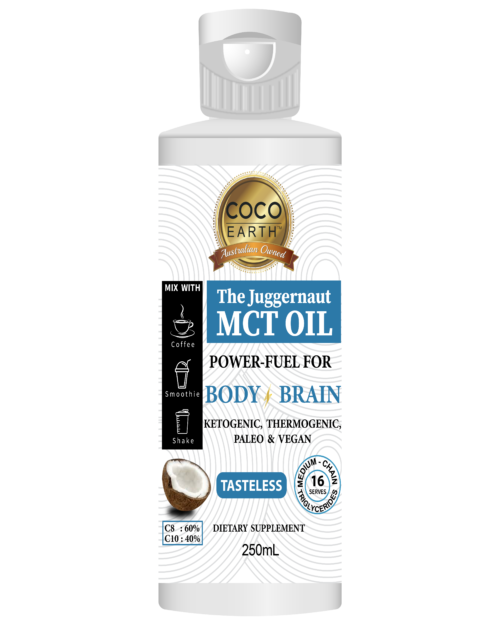 MCT Oil 250 ml