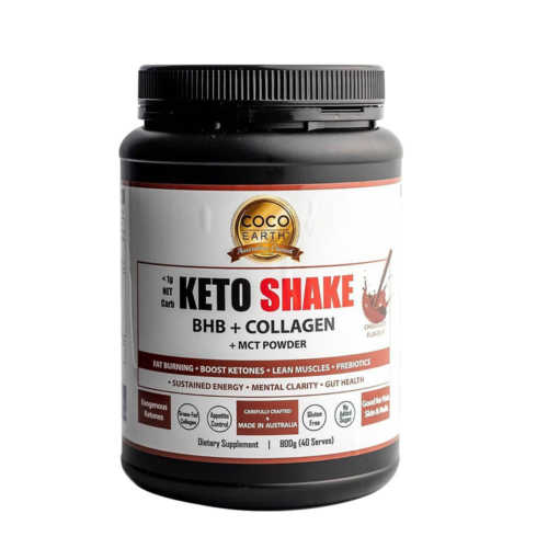 Keto BHB Shake with collagen MCT