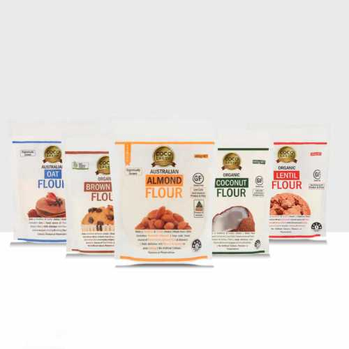 All in one Flours Pack