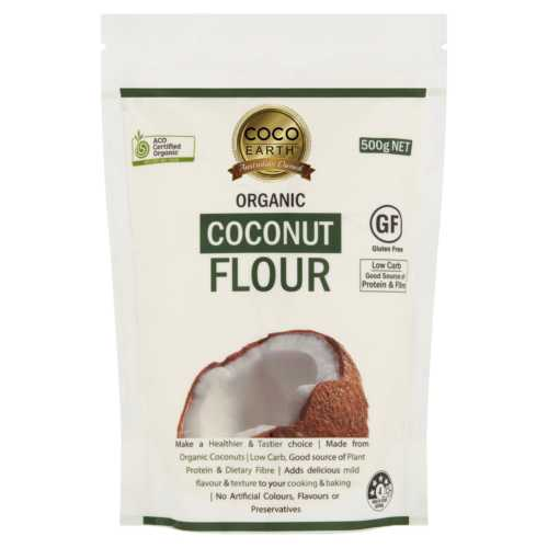 Coco Earth Organic Coconut Flour
