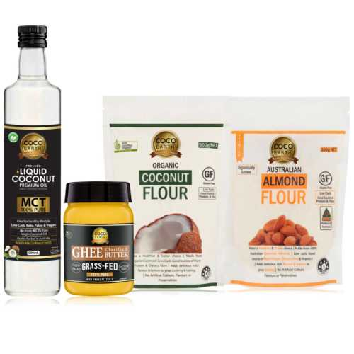 Coco Earth Keto Cooking kit
